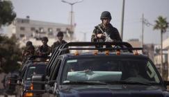 حرس الرئيس في غزة