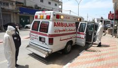 اصابات بكورونا في فلسطين