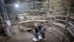 حفريات اسرائيلية في القدس