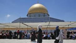 مخاطر تهدد المسجد الأقصى