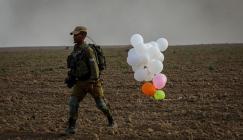 اسرائيل والبالونات المفتجرة