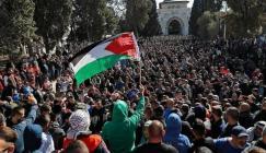 خروج مسيرات في الضفة وغزة