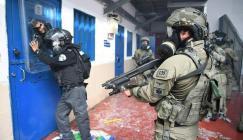 الاعتداء على الاسرى الفلسطينيين في سجن عوفر