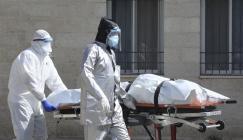 وفيات بفيروس كورونا في المناطق الفلسطينية