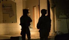 اصابة مسلحين بعد اطلاق النار عليهم في نابلس