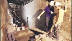 حفريات أسفل المسجد الاقصى