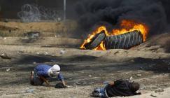 الرئاسة تطالب الحماية الدولية للشعب الفلسطيني