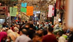 اعادة فتح الاسواق في رام الله والخليل ونابلس