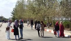 اضراب شامل في الجامعات الفلسطينية