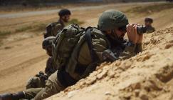 قائد الجيش الاسرائيلي وحماس وقطاع غزة