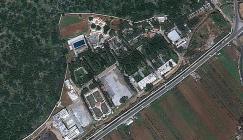 ضرب المفاعل النووي السوري