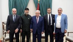 مستشار قديروف في رام الله