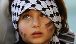 نسبة الاطفال في فلسطين