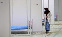 الاصابات بفيروس كورونا في الاردن
