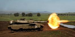 مدرعات جيش الاحتلال غير جاهزة لخوض أي حرب