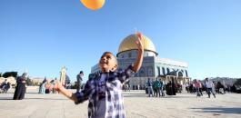 المستوطنون يطالبون باقتحام المسجد الاقصى