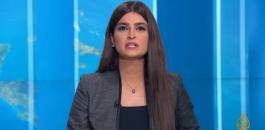 علا الفارس تظهر على قناة الجزيرة