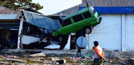 زلزال في اندونيسيا