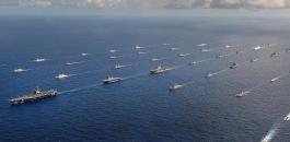 الصين وأميركا والبحر الهادئ
