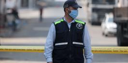 الاصابات بفيروس كورونا في غزة