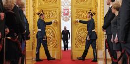 بوتين يقيل جنرالات