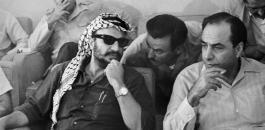 تأسيس منظمة التحرير الفلسطينية