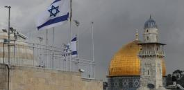 اسرائيل والاقصى والخارجية الفلسطينية