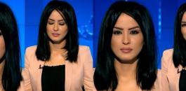 استقالة مذيعة قناة الجزيرة حسينة اوشان