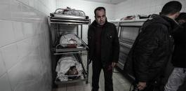 استشهاد خمسة فلسطينيين في غزة
