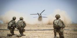 سحب القوات الامريكية من افغانستان