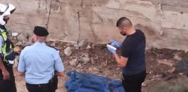 العثور على جثة رضيع في مدينة رام الله