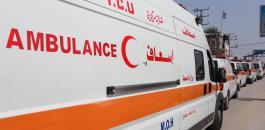 اطلاق النار على شاب في حي الطيرة برام الله