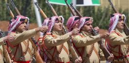 الجيوش العربية وتدريبات عسكرية