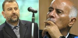 حماس وفتح والانقسام