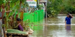فيضانات في اندونيسيا
