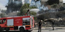 الدفاع المدني الفلسطيني