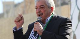 العالول ومنظمة التحرير الفلسطينية