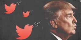 ايقاف حساب ترامب عبر تويتر