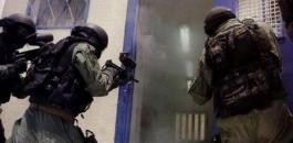 قوات القمع تقتحم سجن جلبوع وتعتدي على الاسرى