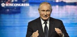بوتين ولقاح ضد كورونا