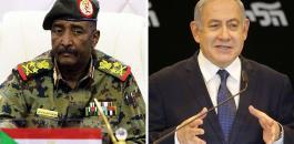 البرهان والتطبيع مع اسرائيل