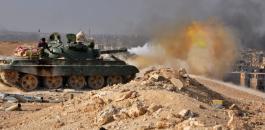 مقتل ضباط في الجيش الروسي في سوريا
