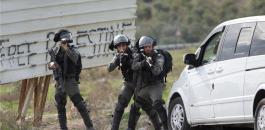 اطلاق النار على شاب فلسطيني قرب رام الله