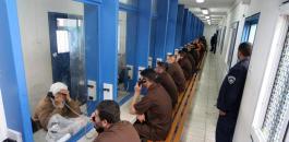 زيارة الاسرى في السجون
