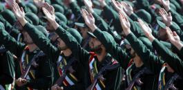 الحرس الثوري الايراني والامارات