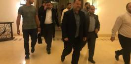 صالح العاروري في مصر