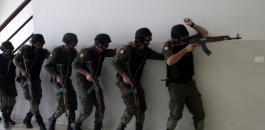 اطلاق النار على قوة امنية في مخيم بلاطة