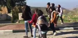 اعتقال ثلاث طالبات من مدرسة بيتونيا
