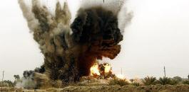 رتل امريكي في العراق