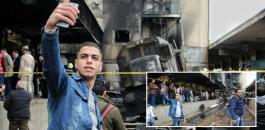 سليفي حادثة قطار القاهرة